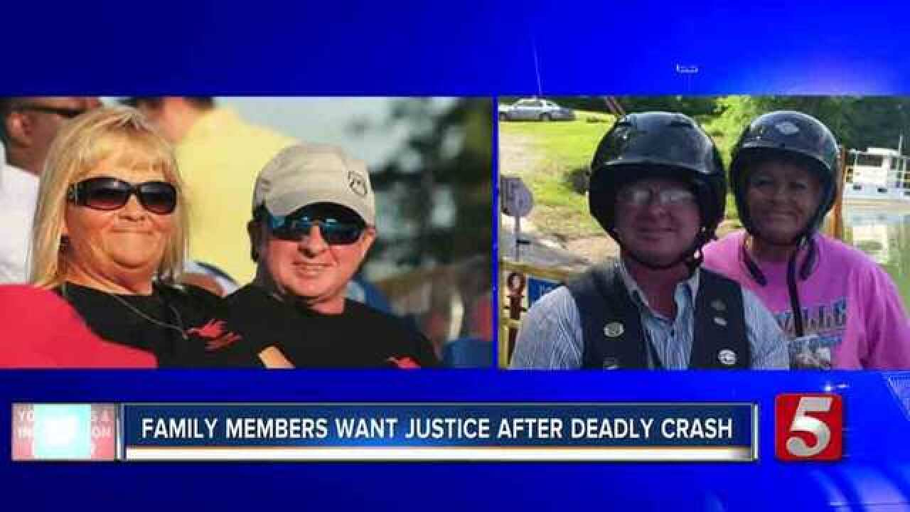 Family Wants Justice After Deadly Motorcycle...