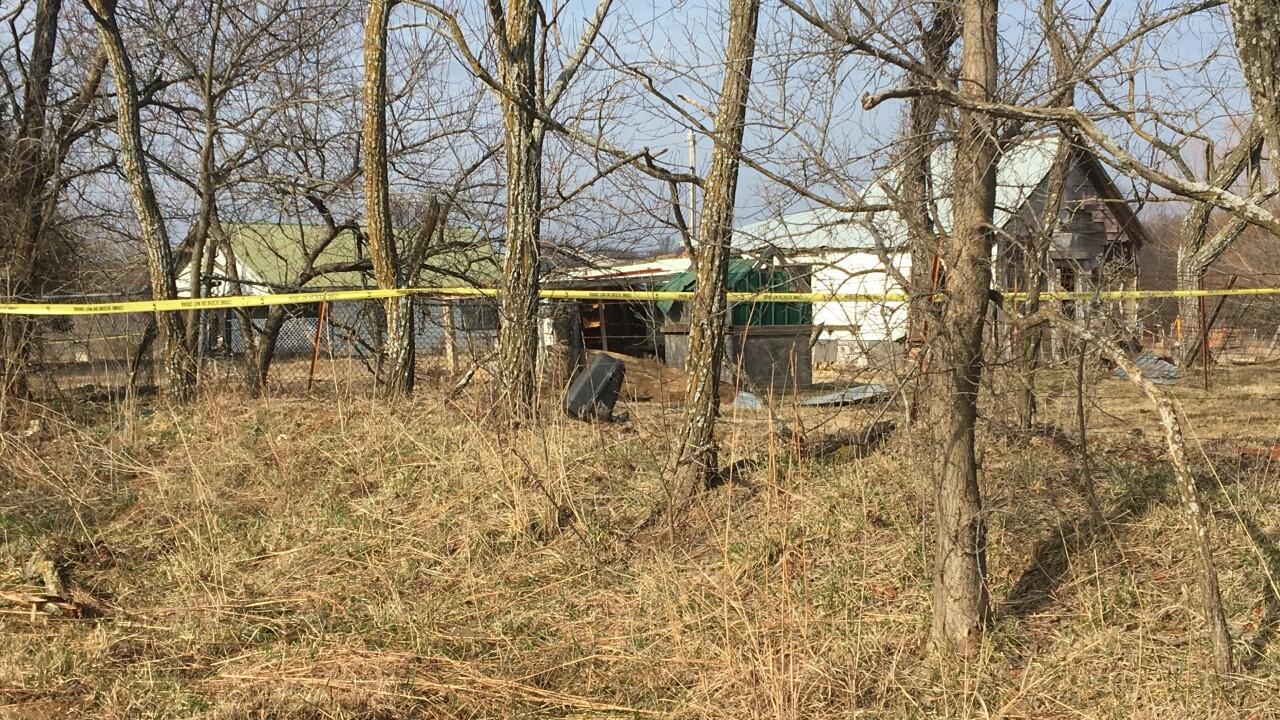 Okfuskee County homicide