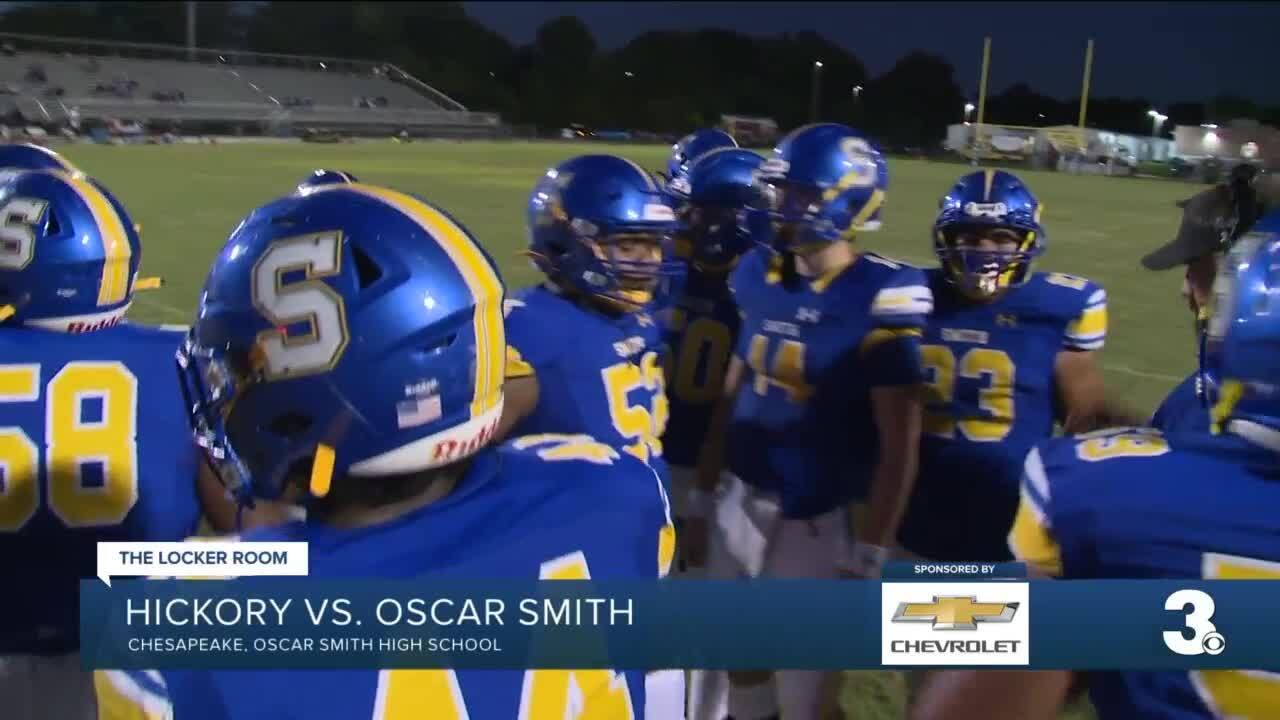 Oscar Smith football