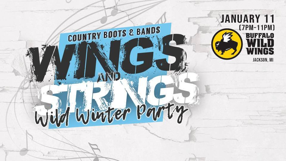 Wings & Strings Wild Winter Party