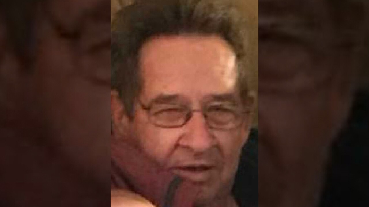 Perry County Issues Silver Alert For 73-Year-Old