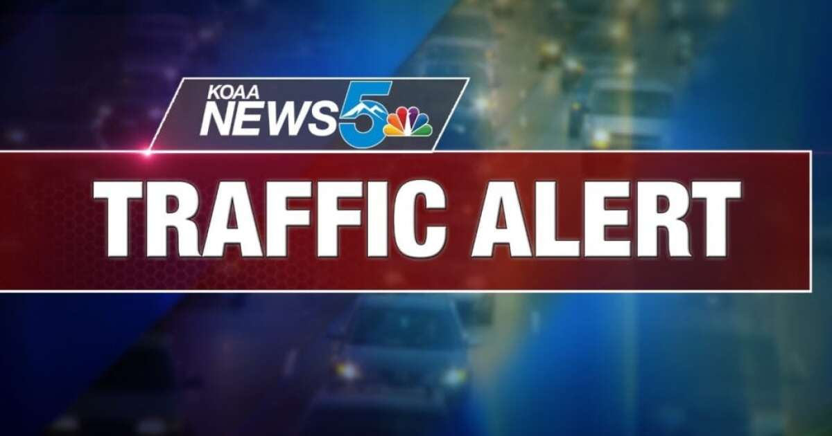Water main break impacts traffic on Research Parkway at Rangewood Drive - KOAA.com Colorado Springs and Pueblo News