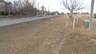 Paved bicycle/pedestrian path to be installed on Benton Ave.