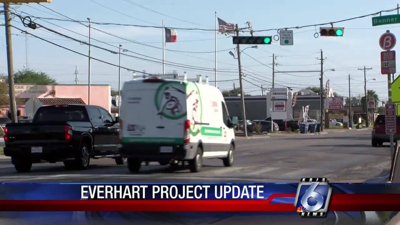 Everhart Road work 0809.jpg