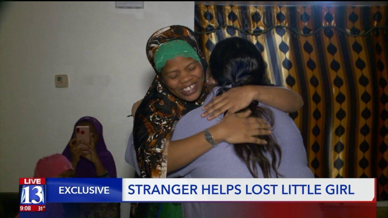South Salt Lake family helps lostgirl