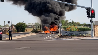 chandler airport plane catches fire.png