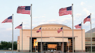 George Bush Presidental Library and Museum (Facebook)