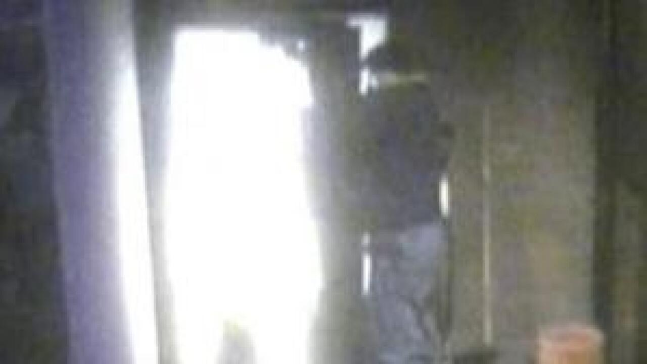 Police looking for suspect in string of vending machine break-ins