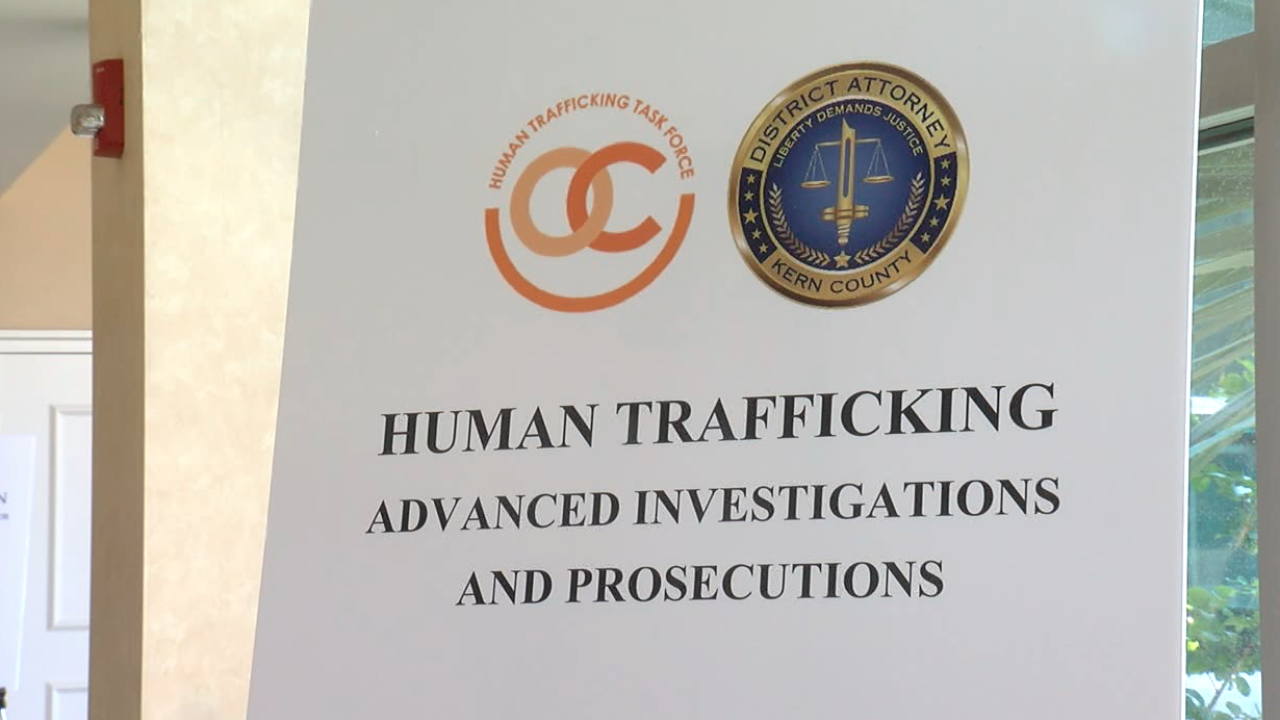Human Trafficking Event, Bakersfield, July 15, 2021