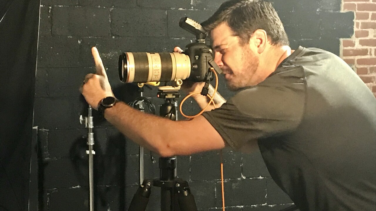 Kansas City photographers join nationwide project to help people get jobs