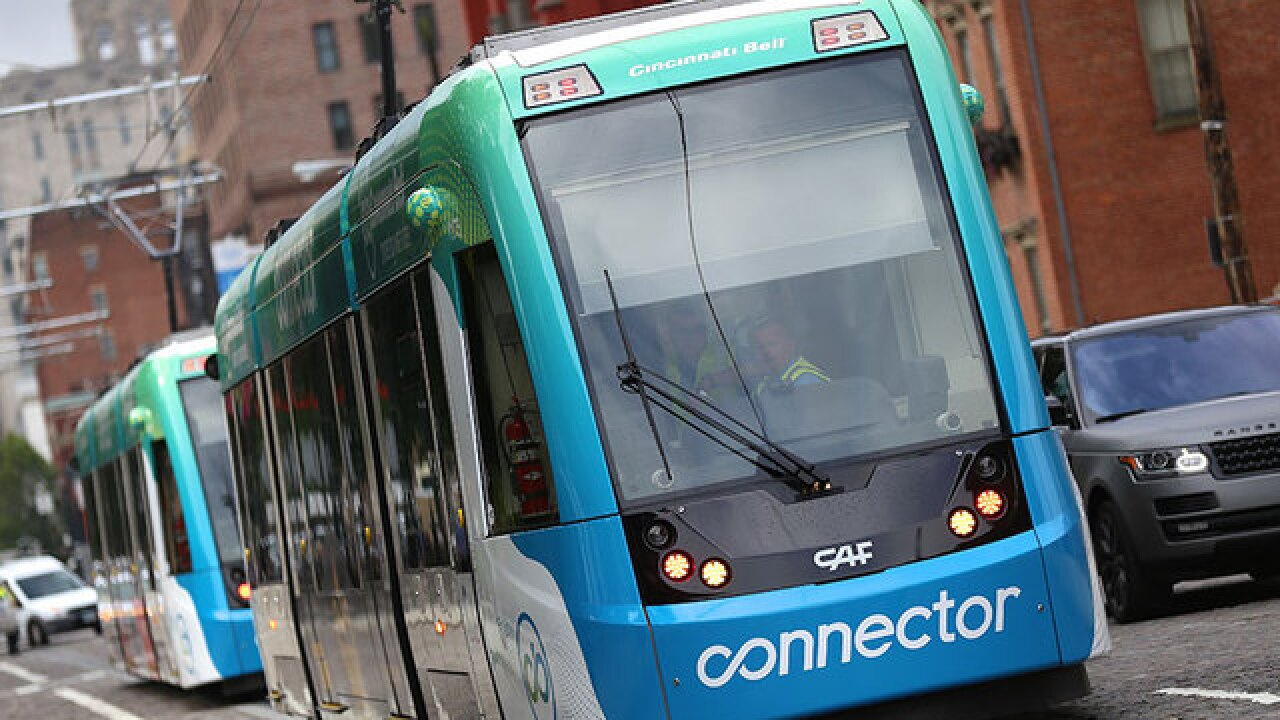 City replacing streetcar hardware in preparation for winter weather