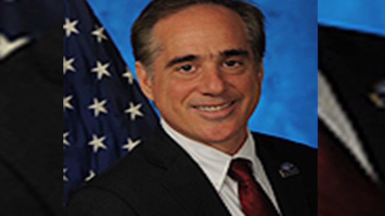 Trump picks David Shulkin to lead Department of Veterans Affairs