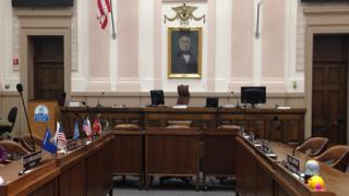 City of Racine council chambers (Photo: City of Racine)
