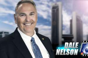Chief Meteorologist Dale Nelson