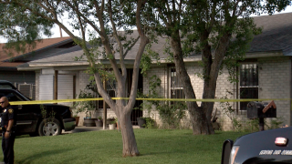 Neighbor reacts to officer involved shooting