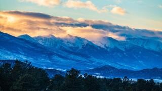 Steve Shugart Westcliffe Sangre de Cristos mountains