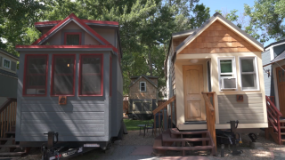 The tiny house movement is gaining traction