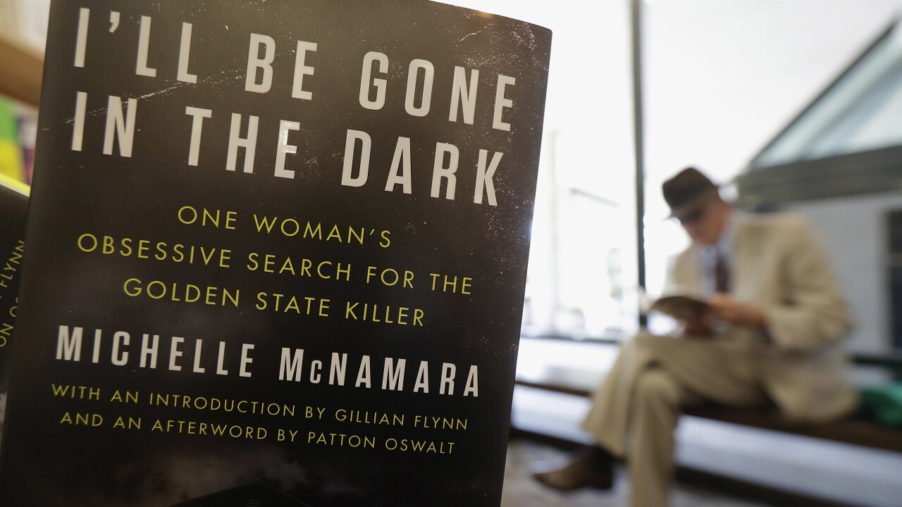 HBO to honor author with docuseries based on 'I'll Be Gone In The Dark'