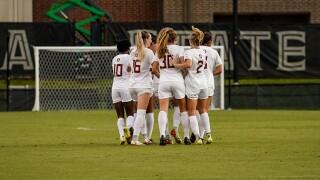 FSU Soccer dominates Florida Gulf Coast, 4-0