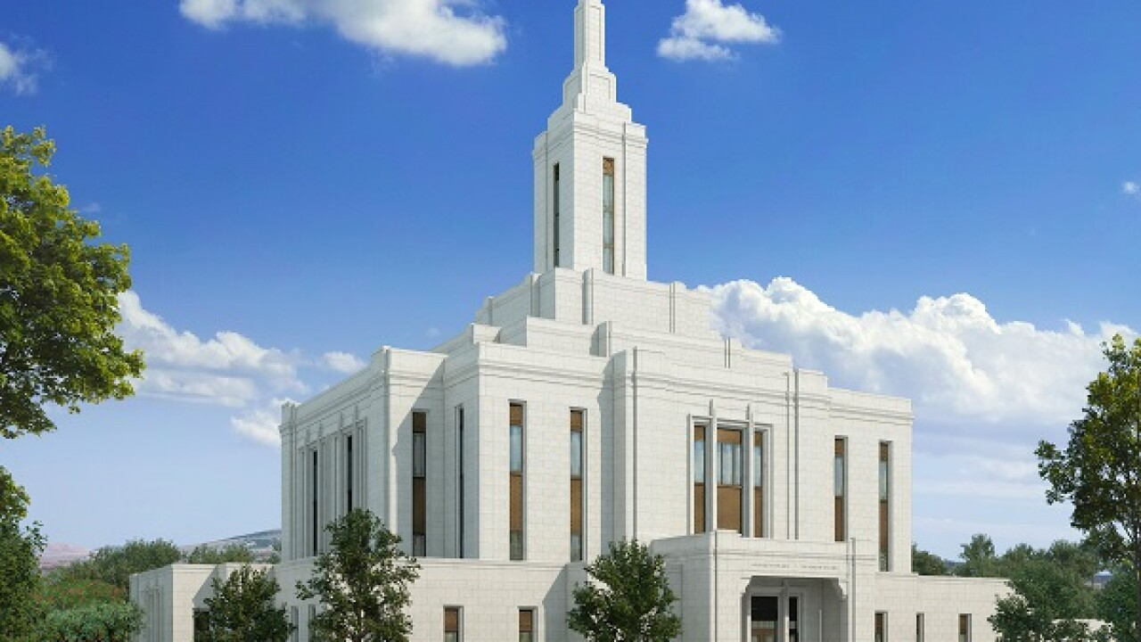 Church reveals plans to build Mormon temple in Henrico