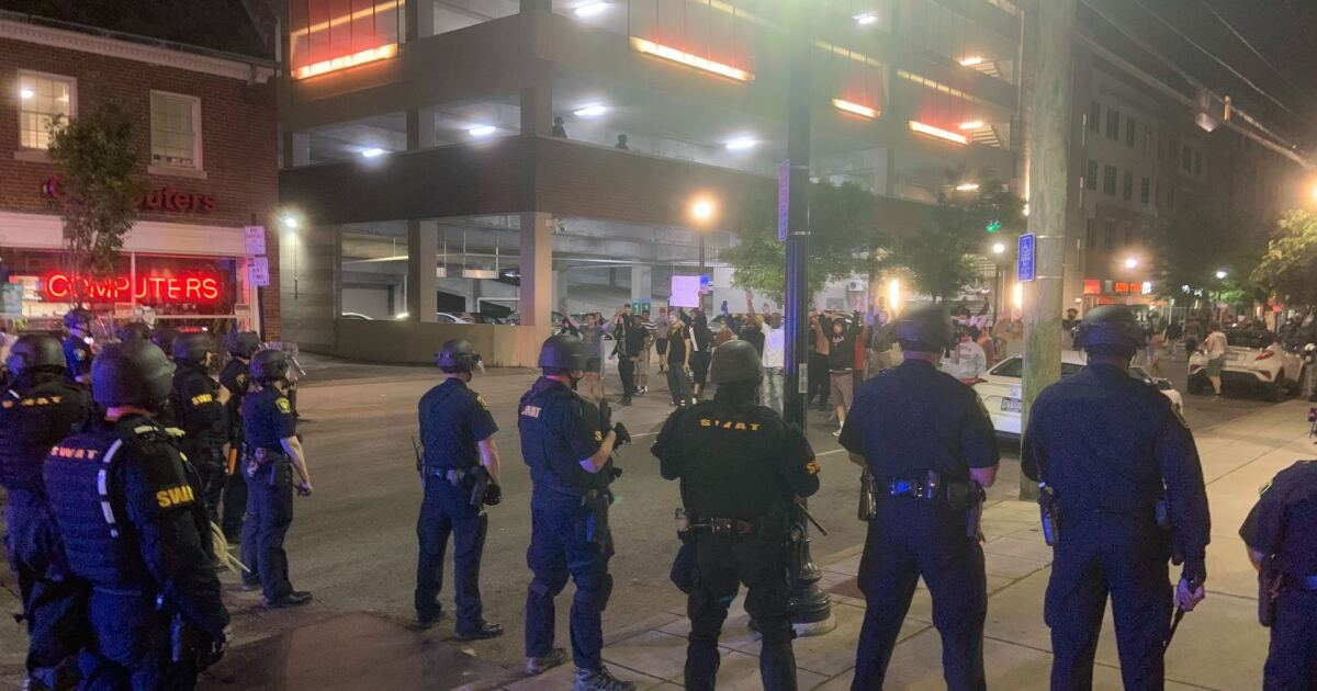 Mayor Cranley, Chief Isaac to hold press conference, discuss weekend protests