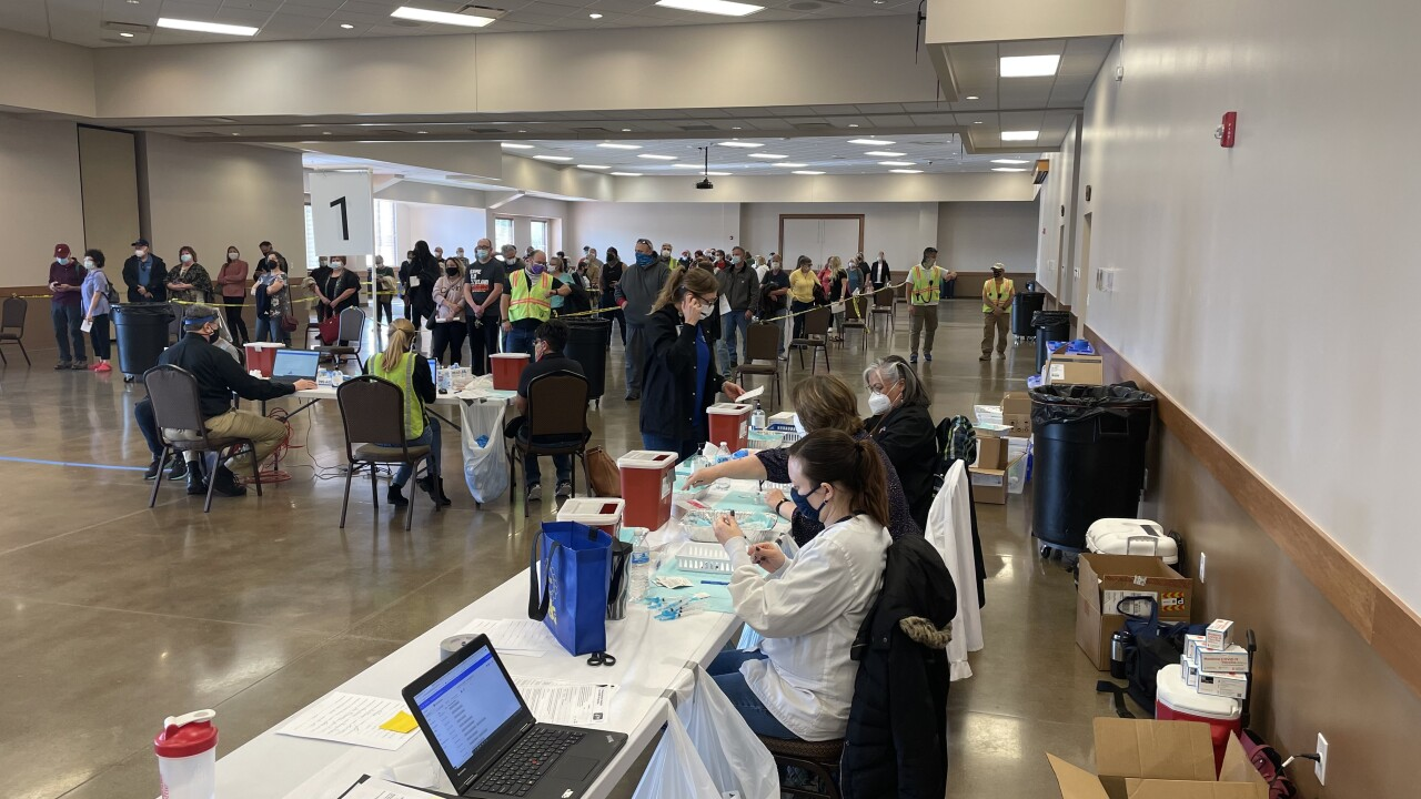 Lorain County Vaccination Clinic