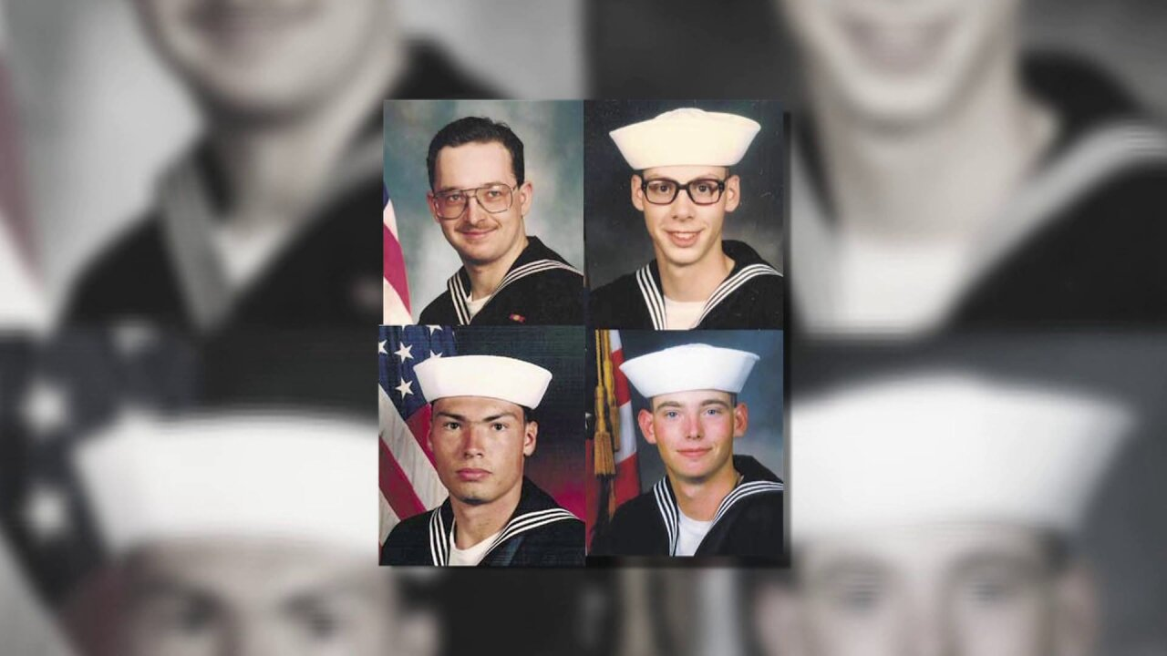 "Gov. McAuliffe pardons ""Norfolk Four"" Sailors"