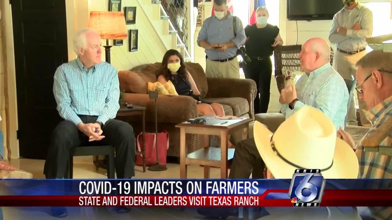 COVID-19 impact on farmers