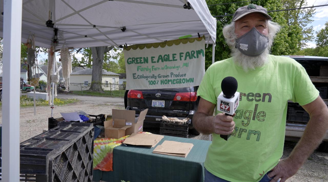 Steve Grose, Green Eagle Farm