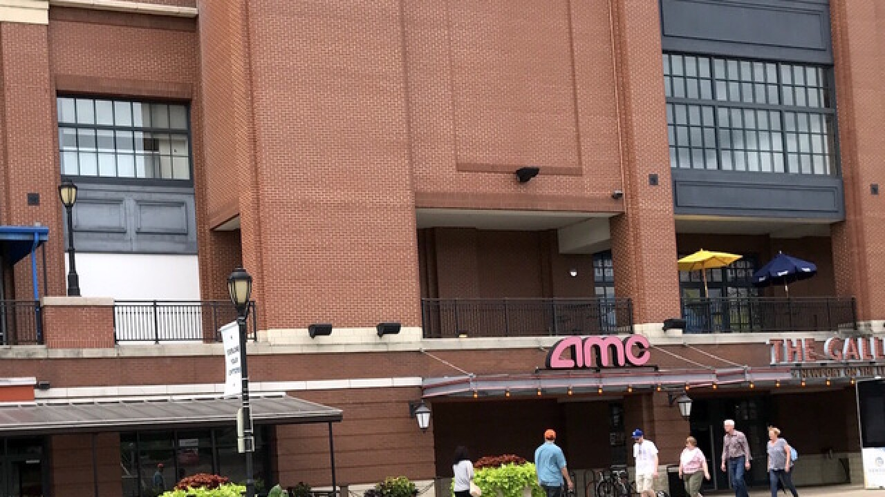 Big screen amenities getting a comfy upgrade at AMC cinema in Newport
