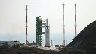 South Korea Space Rocket launch