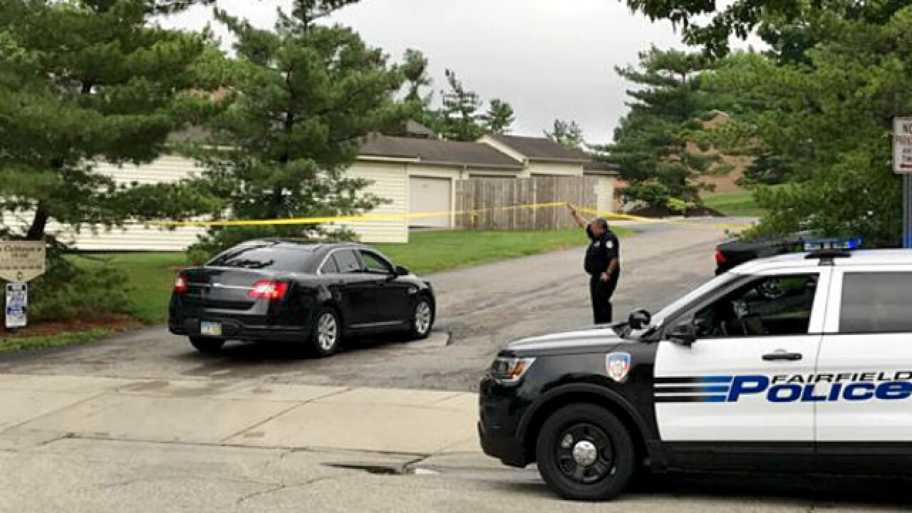 Coroner called to Fairfield shooting