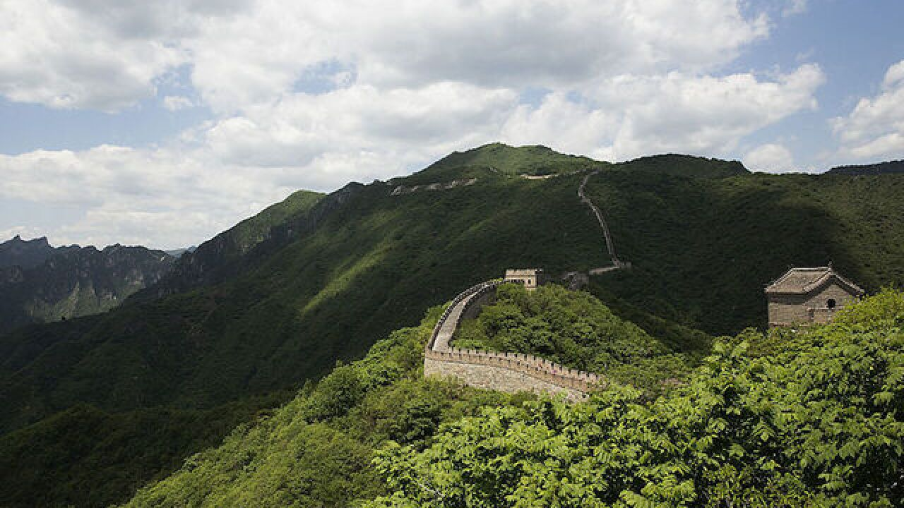 Airbnb cancels Great Wall of China sleepover contest