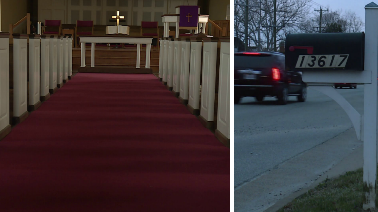 Mailed checks stolen from at least 5 Chesterfield churches: 'It's just not acceptable'
