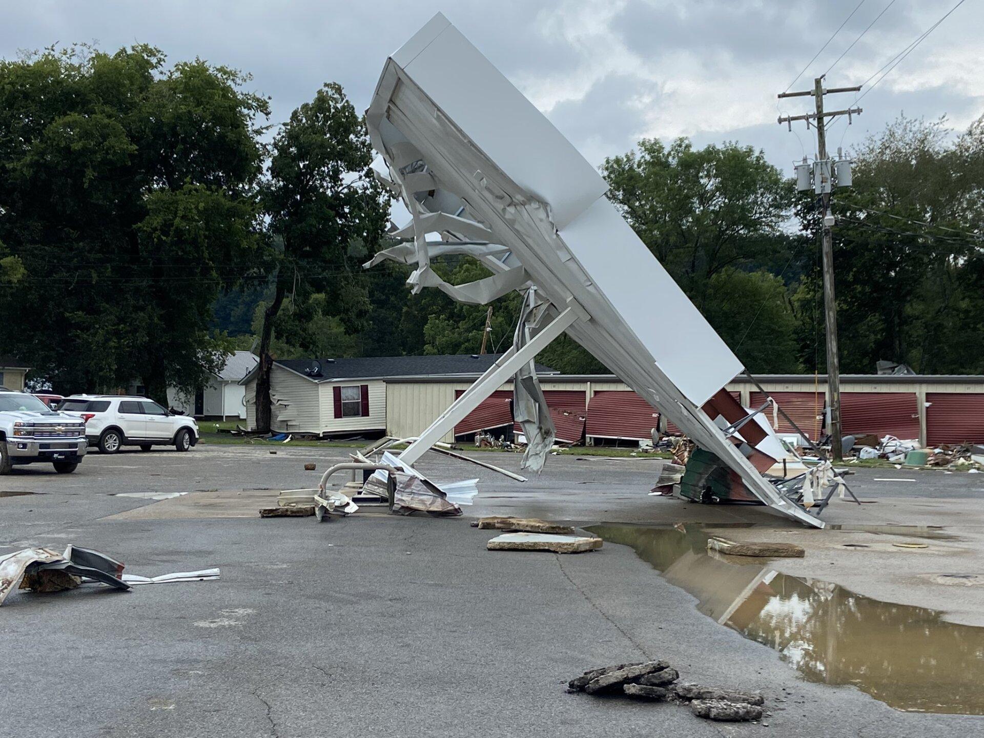 Waverly flooding 8/21/21