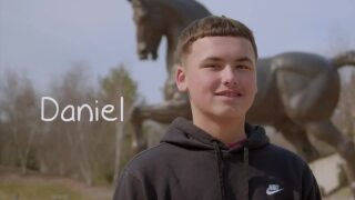"""Daniel, a foster youth hoping to be adopted: """"I've never really had a mother figure in my life."""""""