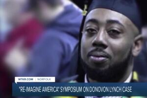 Donovon Lynch Foundation hosts 'Re-imagine America' symposium discussing ideas to improve current police system at NSU