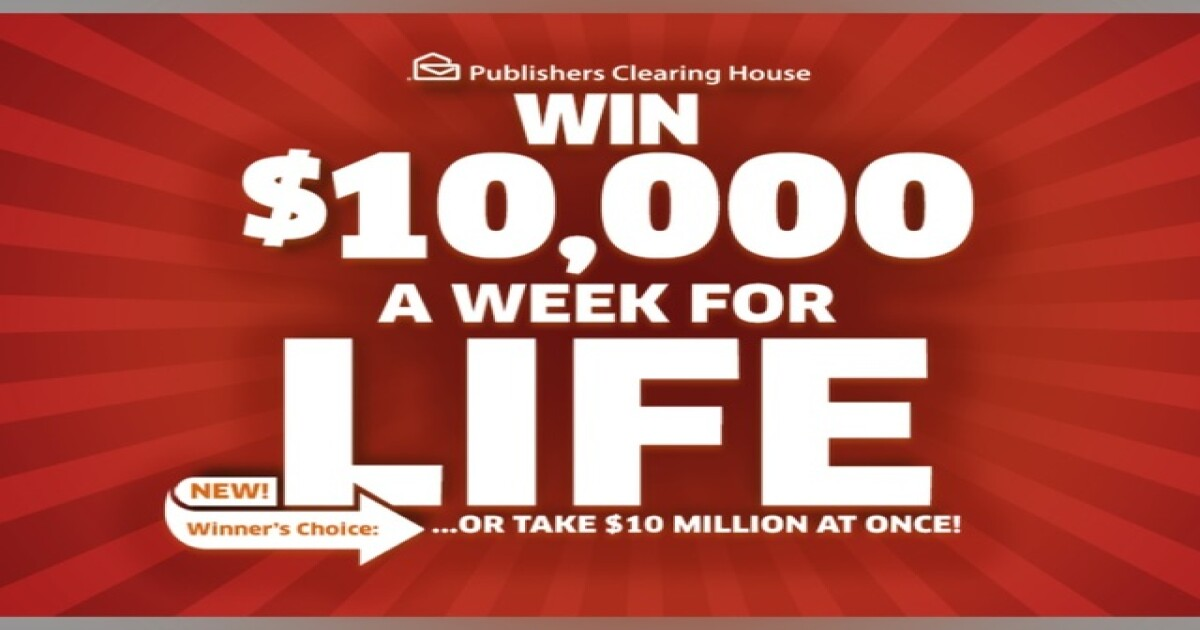 Publishers Clearing House deadline is tonight! 5 ways to tell if