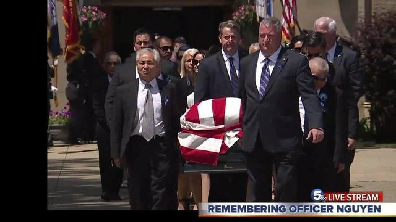 LIVE: Remembering Officer Vu Nguyen