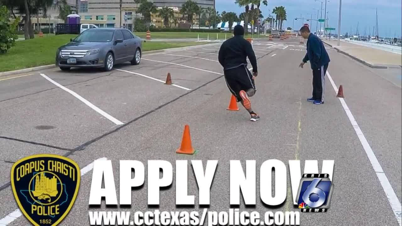CCPD hiring for police officers