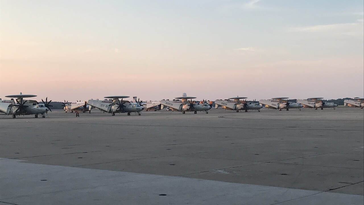 """June's Squadron of the Month: VAW-126 """"Seahawks"""""""