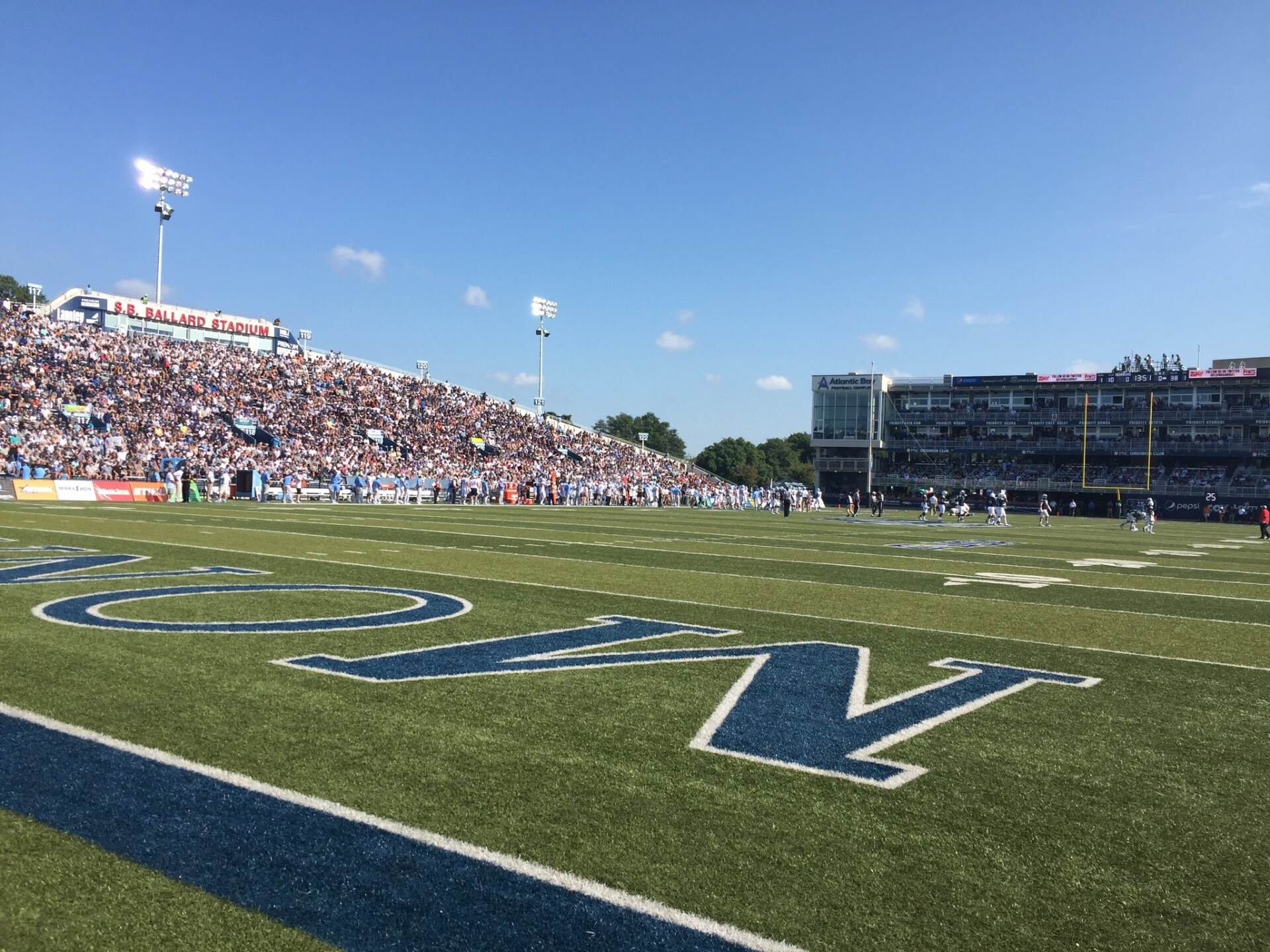 Photos: Photo Gallery: ODU's last game at Foreman Field and memories from years past