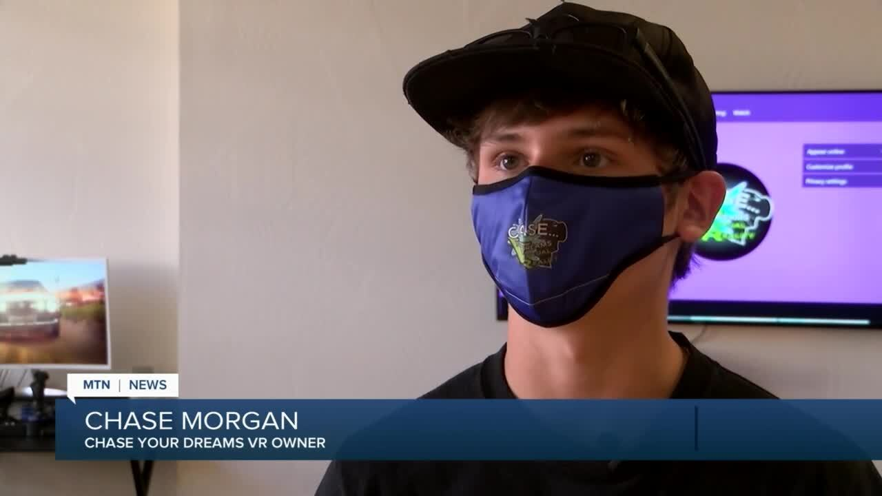 Montana CARES, Episode 5: Chase Your Dreams VR