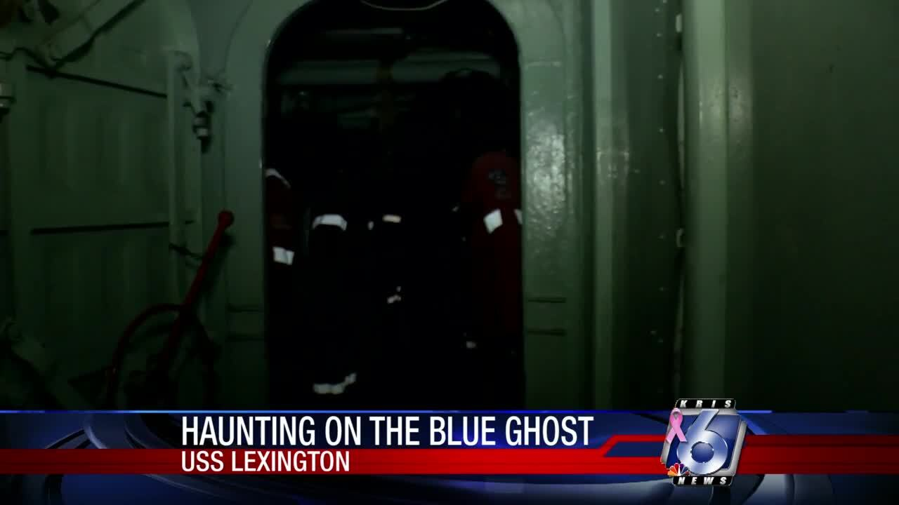 Haunting of the USS Lexington