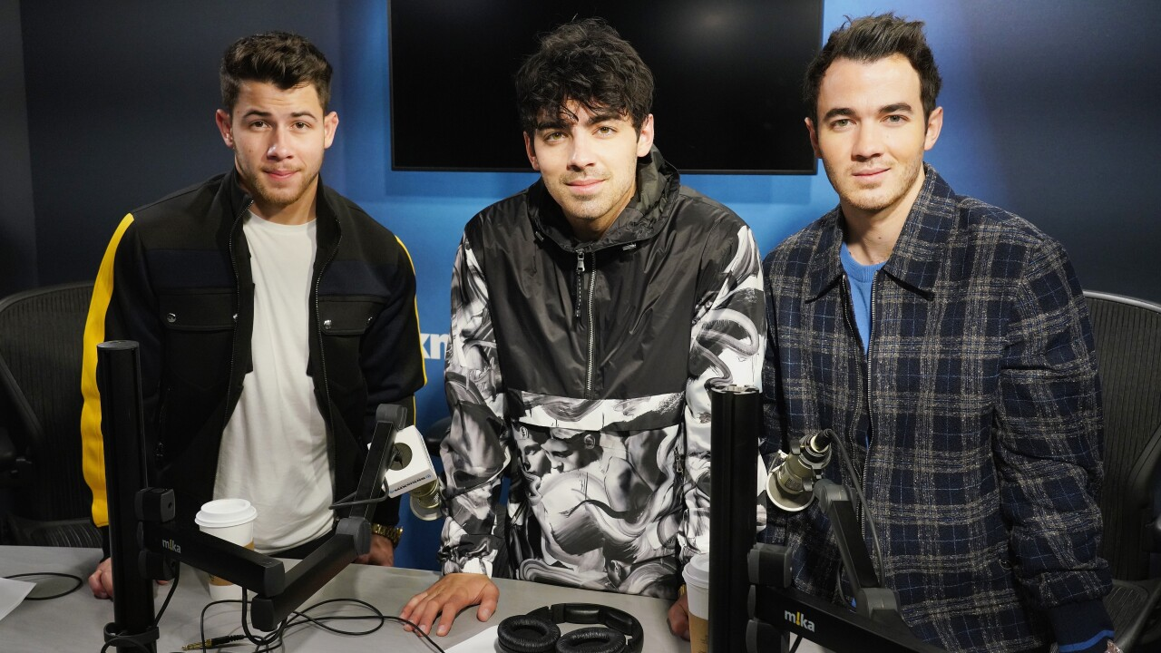 Jonas Brothers to perform at Fiserv Forum in September