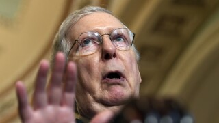 Mitch McConnell AP IMAGE