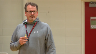 Truitt Kinna retiring as Simms girls basketball head coach