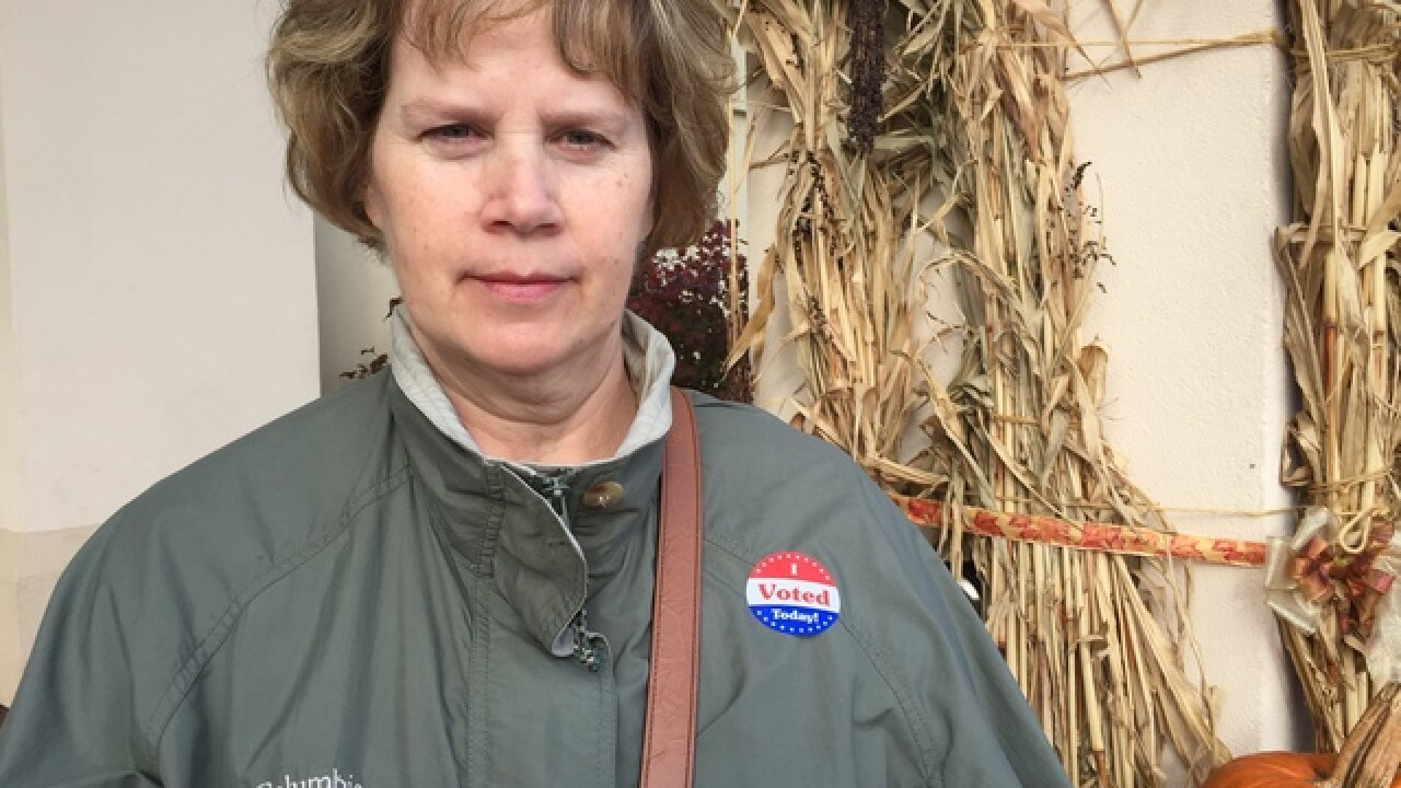 "Show us your ""I Voted"" stickers!"