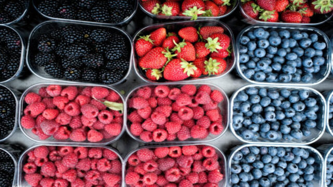 The Best Way To Store Berries So They Last As Long As Possible