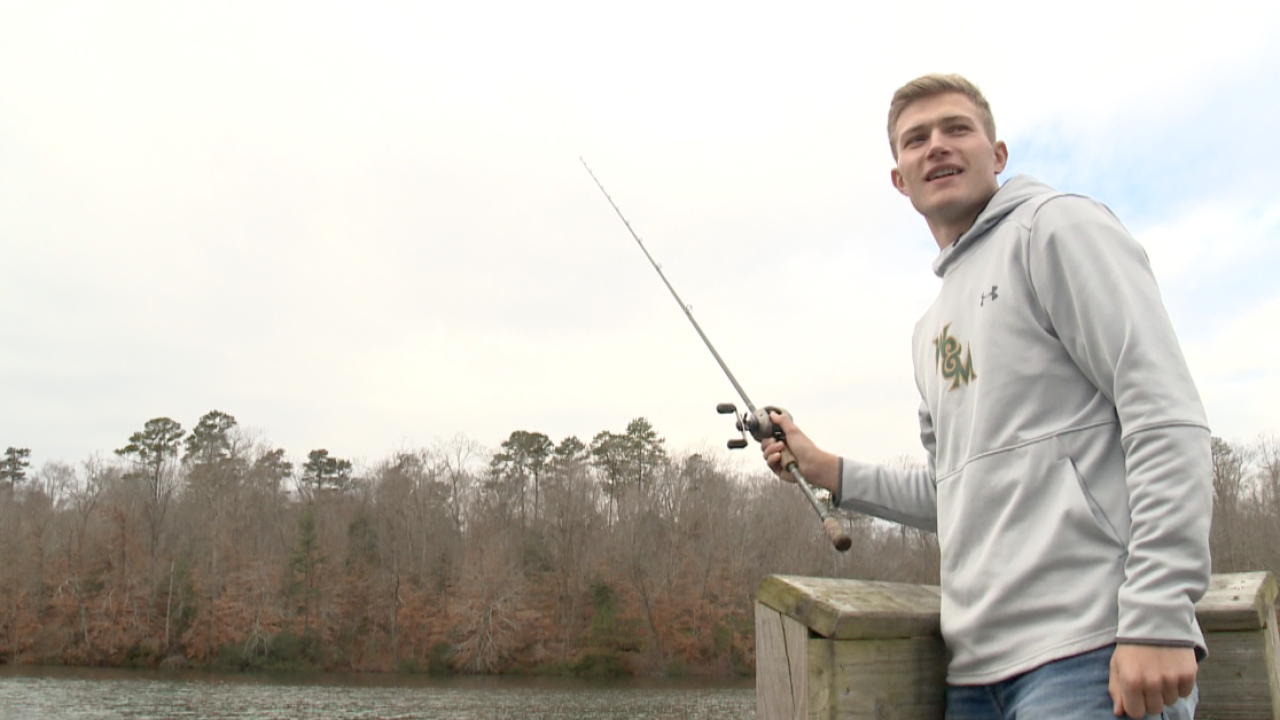 BASS-ketball success at William & Mary
